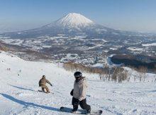 Snowboarding Lessons in Niseko