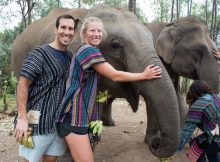 Chiang Mai Elephant Sanctuary Tour